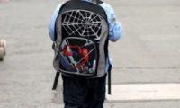 ბავშვის ზურგის ტკივილი შეიძლება მძიმე ჩანთამ გამოიწვიოს