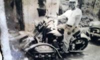89 წლის ამერიკელი საკუთარი მოტოციკლეტის ეტლში დაასაფლავეს