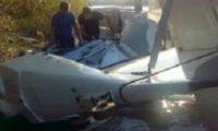 ბიჭვინთაში თვითმფრინავი ჩამოვარდა – დაღუპულია 3 ადამიანი
