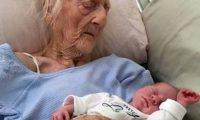101 წლის იტალიელმა ქალმა ჯანმრთელი შვილი გააჩინა