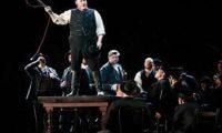 """""""ძლევამოსილი ბარიტონი გიორგი გაგნიძე"""" – რას წერს ამერიკული პრესა ქართველ მომღერალზე"""