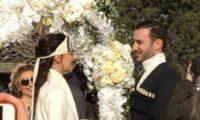 ანდრია გველესიანმა მაიკო ვაწაძეზე იქორწინა