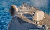 შავ ზღვაში მეორე ამერიკული სამხედრო გემი შევიდა