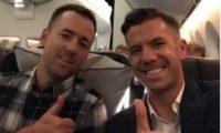 17 საათიანი უწყვეტი ფრენის შემდეგ თვითმფრინავი ლონდონში დაეშვა