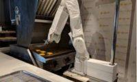 რობოტი ფლიპი ხორცის შეწვას 4 წუთსა და 30 წამს ანდომებს – ვიდეო
