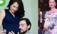ფეხმძიმე თამუნა მუსერიძემ ქმარი სახლიდან გააძევა