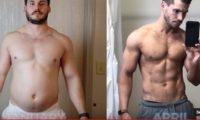 როგორ დაიკლო ჰანთერჰობსმა 3 თვეში 20 კილო – ვიდეო