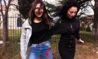 9 დღის წინ გორში დაკარგული დები მეგრელიშვილები რუსთავში იპოვეს