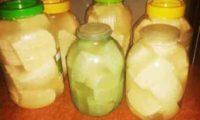 ყველის შენახვა მინის ქილებში – ბებოს ნასწავლი მეთოდი