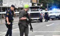 შვედეთის ქალაქ მალმოში სროლის შედეგად 4 ადამიანი დაიჭრა