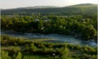 მდინარე დიდ ლიახვს შიდა ქართლში ცხედრები ჩამოაქვს