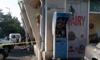 სროლა ფოთში – მამაკაცი, რომელიც სწრაფი ჩარიცხვის აპარატს ქურდავდა, პოლიციელმა მოკლა