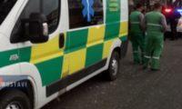 ორთაჭალაში ავტობუსი მანქანას დაეჯახა – 2 ადამიანი დაშავდა