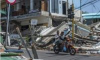 ინდონეზიაში 2 კვირის განმავლობაში მესამე მიწისძვრა მოხდა