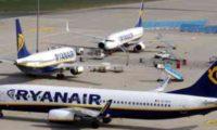პილოტების გაფიცვის გამო Ryanair-მა 400 ფრენა გააუქმა