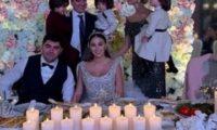 თოშა ქებურია და ქეთი ჟღენტი საკუთარ ქორწილში ვერტმფრენით ჩაფრინდნენ
