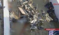 თურქეთში სატვირთო მანქანა არხში ჩავარდა – 19 ადამიანი დაიღუპა
