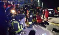 ტრაგედია იტალიაში – ღამის კლუბში 6 ადამიანი დაიღუპა, 120 დაშავდა