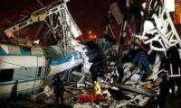 თურქეთში მატარებელი რელსებიდან გადავიდა – 4 ადამიანი დაიღუპა, 43 დაშავდა – ვიდეო