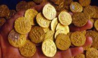 მარტვილში მესაფლავეებმა 1 ქოთანი ოქროს მონეტები იპოვეს და ლომბარდში 11 ათასად ჩააბარეს