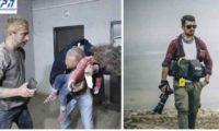 …კიბეებზე შემხვდა მამაკაცი ბავშვით ხელში. მამაკაცი პულსს უსინჯავდა ბავშვს – რას ჰყვება ფოტოგრაფი, რომელმაც გადაიღო ფოტოები აფეთქების ადგილზე