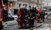 აფეთქება პარიზის ცენტრში – არიან დაშავებულები – ვიდეო