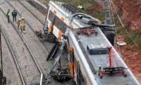 კატალონიაში 2 მატარებელი ერთმანეთს შეეჯახა – დაიღუპა მემანქანე, 100 კაცი დაშავდა