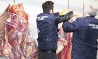 თბილისში 1 ტონა ვადაგასული ხორცი ამოიღეს