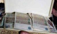 თბილისში ხანძრის ქრობისას დიდი ფული იპოვეს