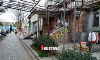 რუსთავში 14 წლის გოგონამ  მეორადი ტანსაცმლის მაღაზია გაქურდა