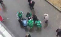 ვარკეთილში ლიბერთიბანკი დააყაჩაღეს – დაჭრილია 2 ადამიანი – ვიდეო