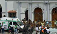შრი-ლანკაში 3 სასტუმროსა და 3 ეკლესიაში ერთდროულად აფეთქებები მოხდა – 140 ადამიანი დაიღუპა