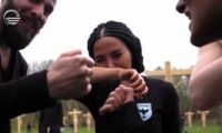 შორენა ბეგაშვილმა უმი ხორცი ვერ ჭამა და იტირა – ვიდეო