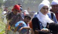 """""""შემოგვიშვით!"""" – თურქეთის საზღვარს სირიელი ლტოლვილები მიადგნენ"""