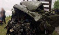 წალენჯიხაში ხრამში გადავარდა სატვირთო, რომელსაც პოლიცია მისდევდა – მძღოლმა ხასაიამ გადახტომა მოასწრო