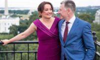 ჟურნალისტი ია მეურმიშვილი კურტ ვოლკერს გაჰყვა ცოლად