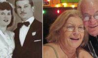 ცოლ-ქმარი 69 წლის შემდეგ ერთად გარდაიცვალნენ