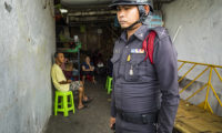 ტაილანდი: პოლიცია მოჩვენების წინააღმდეგ