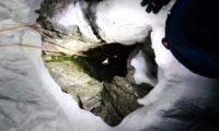 გერმანელი ალპინისტი 5 დღე ავსტრიის მთების ნაპრალში თოკზე ეკიდა