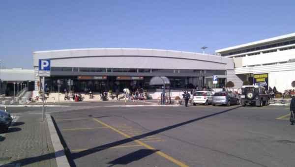 რომის აეროპორტში ხანძარი ჩააქრეს