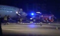 შერემეტიევოში მოსკოვი-ერევნის ბორტიდან მგზავრების ევაკუაცია განხორციელდა – 8 ადამიანი დაშავდა – ვიდეო
