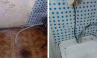 მანჯგალაძის 31-ში სახლი აფეთქებას გადაურჩა