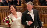 ია მეურმიშვილმა და კურტ ვოლკერმა ვაშინგტონში იქორწინეს