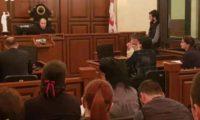 20 ივნისის საქმეზე დაკავებული გიორგი ჯავახიშვილი და თორნიკე დათაშვილი გაათავისუფლეს