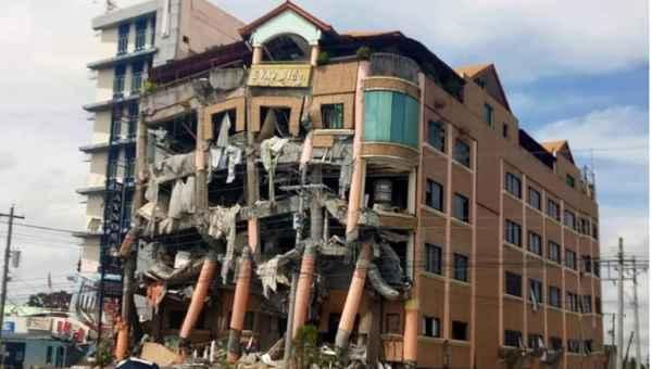 მიწისძვრა ფილიპინებში - 5 ადამიანი დაიღუპა