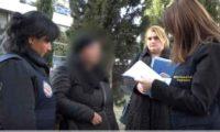პეკინის გამზირზე 35 წლის დედა შვილებს მათხოვრობას აიძულებდა – ვიდეო