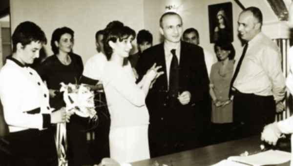 თაკო სალაყაია 17 წლის იყო, როცა 31 წლის ვანო მერაბიშვილს გაჰყვა ცოლად