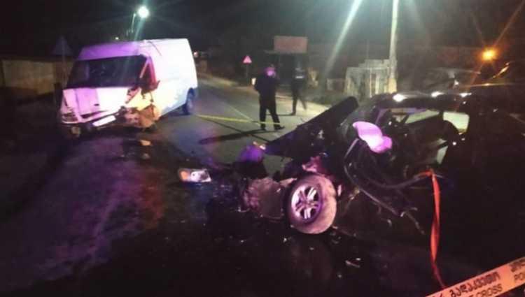 ავარია გორთან – დაიღუპა 1 ადამიანი, დაშავდა 2 ადამიანი