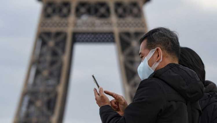 გასულ 24 საათში საფრანგეთში კორონავირუსისგან 27 ადამიანი გარდაიცვალა