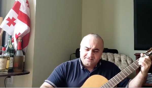 """კობა სუბელიანის სიმღერა - """"თვითიზოლაციის გაფრენები და სიგიჟეები"""" - ვიდეო"""
